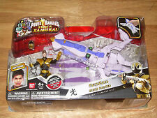 Bandai POWER RANGERS Super Samurai OCTOZORD & MEGA RANGER Antonio Light Zord