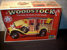 Model Kit Woodstock 30 Model A Ford Woody