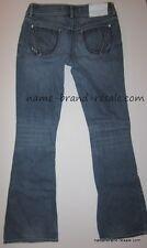 ADIDAS NEO LABEL Slim Flare Denim Jeans WOMENS 27 (Actual 30 x 30) EUC