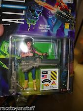 ALIENS FIGURE RIPLEY WITH TURBO TORCH ACTION  MOC  FREE U.S. SHIPPING