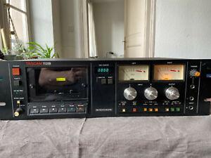Platine cassette / deck player TASCAM 112b à réviser