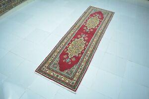 Turkish Rug 2x6.9,Antique Rug,Unique Carpet,Vintage Rug,Floor Mat,Patio Runner.
