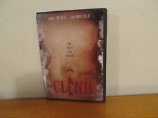 The Clinic (DVD, 2011, Unrated) - I combine shipping