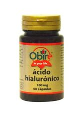 Acido Hialuronico 100 mg. 60 caps OBIRE
