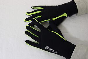 ASICS Unisex Gloves Basic Gloves Sport Gloves Running IN The Size S M L XL