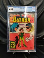 BATMAN #181 CGC 4.0 FIRST APPEARANCE POISON IVY KEY FREE FAST SHIPPING DC 1966