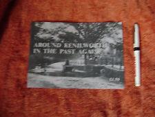 Around Kenilworth softback family history book 28 pages many rare photos