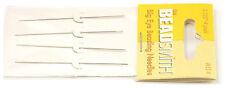Beadsmith Big Eye Needles Beading Set Of 4 Easiest Needle To Thread LE2-4