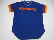 Size 48 Calgary Cannons Wilson player worn game jersey #51 Mariners Affiliate