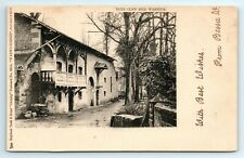 POSTCARD - Warwickshire Guy's Cliffe Mill, undivided back early card, Tuck #2625