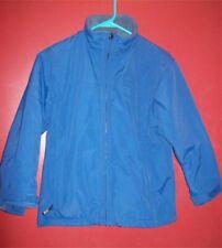 Blue RUGGED BEAR Fleece Lined Jacket Boys 10-12