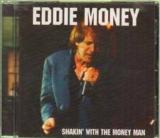 Eddie Money(CD Album)shakin' With The Money Man'-New