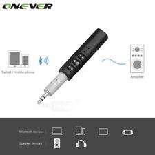 Universal 3.5 mm jack Kit de Coche Bluetooth Manos Libres Kit para Auriculares