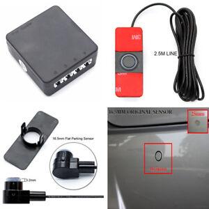 16mm 4 Parking Sensors Car Reverse Backup Front/Rear Radar Sound Alert Buzzer