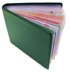 Ambulance Patient Assessment Flash Cards Inc Hardback Green A6 Wallet Paramedic