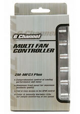 Controller Multi ventola a 6 Canali Zalman ZM-MFC1 Plus