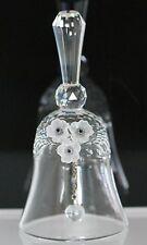 Swarovski Original Figurine Table Bell 3 1/8in