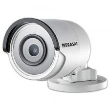 Megasat Hsp 10 IP Red Cámara Montaje en la Pared 2MP Monitoreo Ip-Cam 1080p