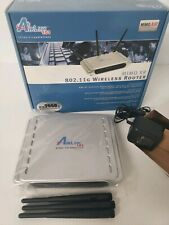 AirLink 101 AR525W MIMO XR 802.11G Wireless Router Extended Range WIFI Internet