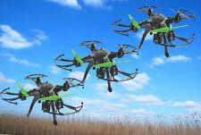 Phone & Radio Control DRONE HEXACOPTER K14 HD RC Wifi GPS and HD Camera