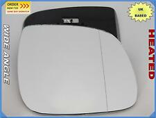 Wing Mirror Glass VW TOUAREG FL 2007-2010 Wide Angle HEATED Right Side #A016