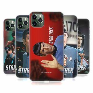 OFFICIAL STAR TREK SPOCK GEL CASE FOR APPLE iPHONE PHONES