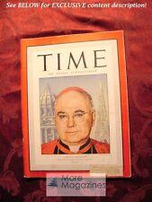 Time Magazine February 25 1946 Feb 2/25/46 Cardinal Francis Joseph Spellman