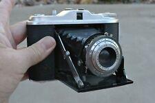 Vintage AGFA Isolette I Folding Camera 1:4.5 8/5 - Germany non tested