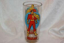 1976 Vintage Pepsi Super Series SHAZAM National Periodical Glass Tumbler