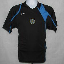 2010-2011 Inter Milan Training Football Shirt, Internazionale, Nike, Small (