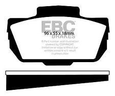 DP4149R EBC Yellowstuff Front Brake Pads for HONDA SAAB Z600 Sonett 95 96