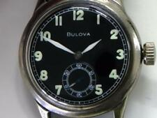 Gents 1940,s US Military Bulova Watch (452)