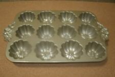 NORDIC WARE USA PUMPKIN PATCH PAN 12 MUFFIN 6 CUPS/1.4 LITERS