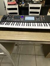 Yamaha Modx6 61-Key Synthesizer Barely Used W/ Bonus Sustain & Expression Pedals