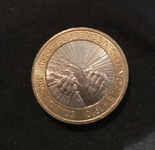 Rare UK GBP £2 coins - Florence Nightingale 2010