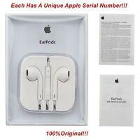 Original Appl EarPods Headset Kopfhörer iPhone 6S/6/5S/5/5C/iPad/iPod