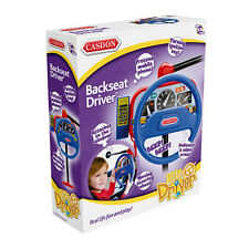 Casdon Lil Driver BackSeat Driver Kids Car Steering Wheel Driving Toy New
