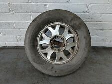 SSANGYONG REXTON SPARE WHEEL WITH TYRE P235 70 R16