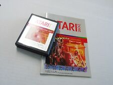 Raiders of the Lost Ark ATARI 2600 Video Game System with Manual #34R