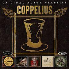 COPPELIUS - ORIGINAL ALBUM CLASSICS  5 CD NEW+