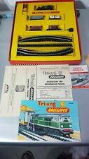 Modelleisenbahn ca 1960 Tri-ang T.2 Railways electric Model Railway inkl Munual