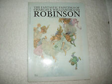 paperback:The Fantastic Paintings of Charles & William Heath Robinson-fairy tale