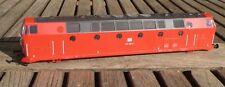 Gützold 34050 Corps de Loco Locomotive Diesel Br 219 185-6 DB AG Ep5/6
