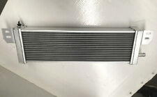 19mm Universal Aluminum Radiator Heat Exchanger Air to Water Intercooler