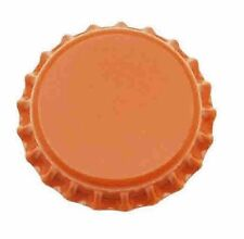 Orange Oxygen Barrier Crown Caps 144 Count