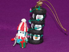 Disney Pixar Grolier GUIDO CARS 2 President's Edition Holiday Ornament w/Box