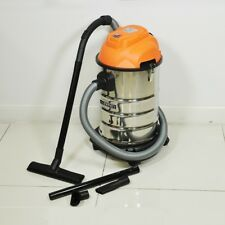 WET AND DRY VACUUM CLEANER 30L INDUSTRIAL 1000W STAINLESS STEEL BLOW FUNCTION