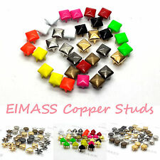 100 x Grade A Pyramid, Spike Cone Studs, EIMASS® 2188 Claw Studs Rivet, Craft