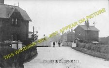 Hensall Railway Station Photo. Whitley Bridge - Snaith. Pontefract to Goole. (1)