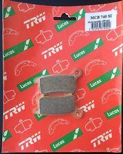 LUCAS MCB 740 Si,Pastillas de freno Sinterizadas KTM SX 65 ,SX65,85 ,SX85,cr65